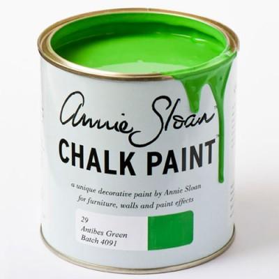 Annie Sloan Chalk Paint AntibesGreen1