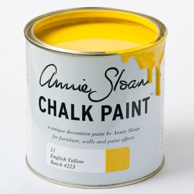 Annie Sloan Chalk Paint EnglishYellow