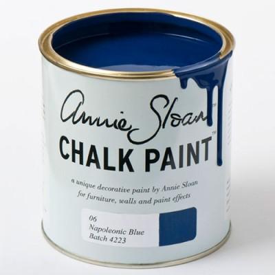 Annie Sloan Chalk Paint NapoleonicBlue