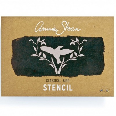 AS Stencil CLASSICAL BIRD  e1447265173106