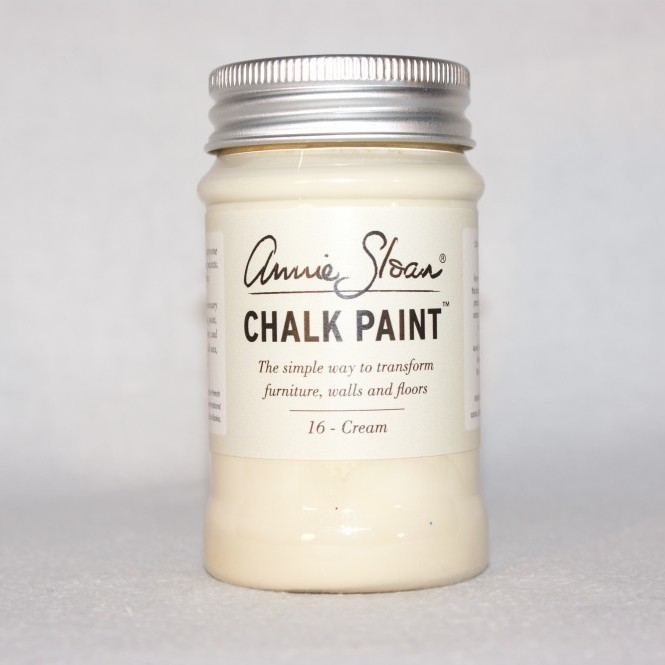annie sloan 100ml cream