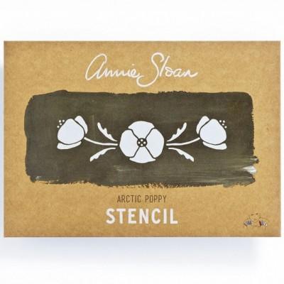 AS Stencil ARCTIC POPPY  e1457006506891