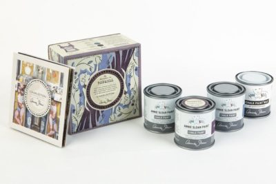 Annie Sloan With Charleston Decorative Paint Set in Rodmell 1 1