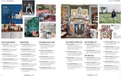 The Colourist 1 contents