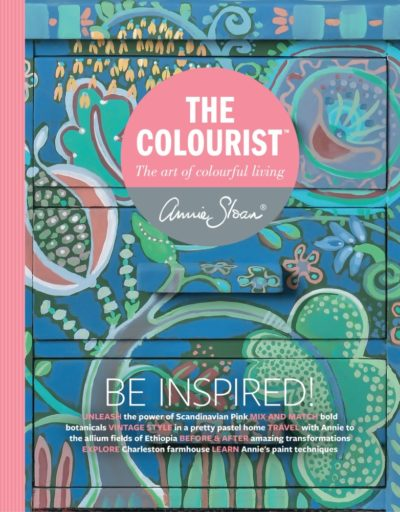 The Colourist cover issue 1 hig res