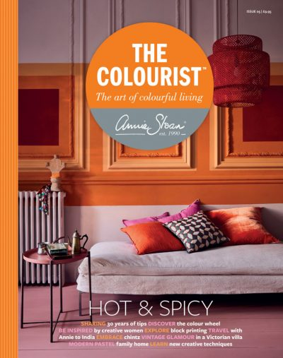 The Colourist Issue 5 front cover
